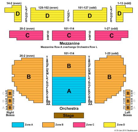 Eugene o neill theatre seating chart eugene o neill theatre new york
